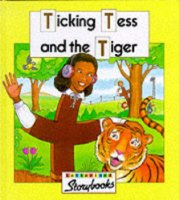 Letterland Storybooks - Ticking Tess and the Tiger
