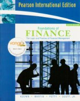 Foundations of Finance: The Logic and Practice of Financial Management