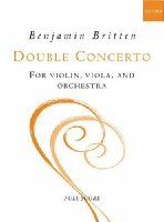 Double concerto for violin and viola: Full score