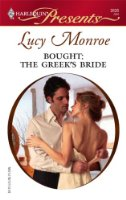 Bought: The Greek's Bride: Mediterranean Brides (Harlequin Presents)