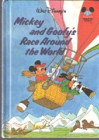 Walt Disney Productions presents Mickey and Goofy's race around the world