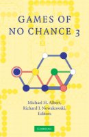 Games of No Chance 3: 56 (Mathematical Sciences Research Institute Publications)