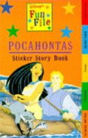 Pocahontas: Sticker Story Book (Disney Organiser Booklets)