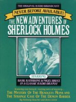 The New Adventures of Sherlock Holmes: The Strange Case of the Demon Barber/The Mystery of the Headless Monk v. 4 (New Adventures of Sherlock Holmes, Vol 4)