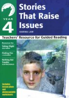Year 4 Stories That Raise Issues: Teachers' Resource for Guided Reading (White Wolves: Issues)