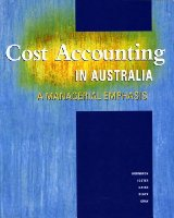Cost Accounting in Australia: A Managerial Emphasis