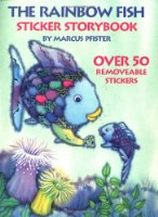 The Rainbow Fish Sticker Storybook