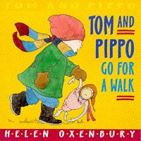 Tom and Pippo Read a Story (Tom & Pippo Board Books)