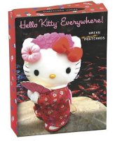 Hello Kitty Everywhere!: Haiku: Postcards in a Hinged Box