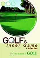 Golf's Inner Game Cards (Large Card Decks)