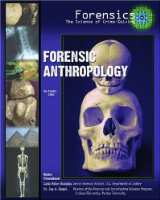 Forensic Anthropology  (Forensics: the Science of Crime Solving)