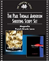 Paul Thomas Anderson Shooting Script Set: Magnolia and Punch-Drunk Love