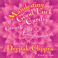 Manifesting Good Luck Cards: Growth and Enlightenment (Small Card Decks)