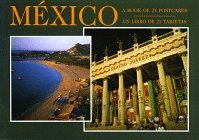 Mexico Postcard Book