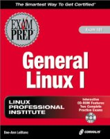 Linux Exam Prep (Exam Prep (Coriolis' Certification Insider Press))