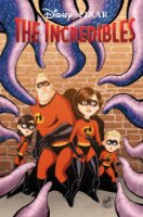The Incredibles; Revenge from Below (Disney Pixar)