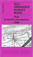 Hull & North Lincolnshire 1895: One Inch Sheet 080: Hull and North Lincolnshire (Old Ordnance Survey Maps - Inch to the Mile)