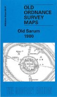 Old Sarum 1900: Wiltshire Sheet 66.07 (Old O.S. Maps of Wiltshire)