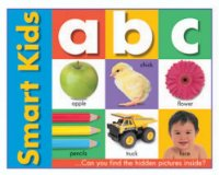 Baby Soft to Touch - ABC (Smart kids)