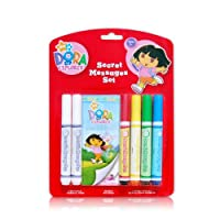 Dora the Explorer Sticker Paradise Gift Set