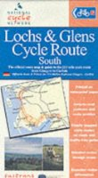 Lochs and Glens Cycle Route South: Official Route Map and Guide to 212 Miles of National Cycle Network (National Cycle Network Route Maps)