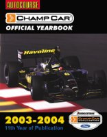 Autocourse Champ Car Yearbook 2003-04 (Autocourse Cart Official Champ Car Yearbook)