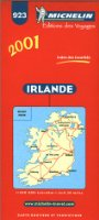 Ireland 2001 (Michelin Country Maps)