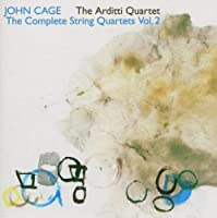 Cage - The Complete String Quartets, Vol. 2 /THE ARDITTI QUARTET
