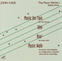 Music for 2/One/One/Music Walk (Cage Vol.)