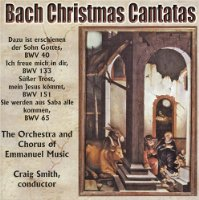 Christmas Cantatas [IMPORT]