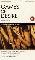 Games Of Desire [VHS] [1990]