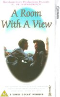 A Room With A View [VHS] [1986]