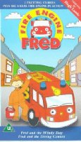 Fire Engine Fred 1 [VHS]