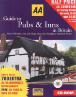 AA Guide To Pubs & Inns In Britain 2000