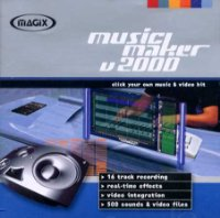 MAGIX - Music Maker v2000