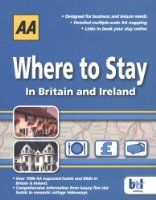 AA Where to Stay in Britain & Ireland