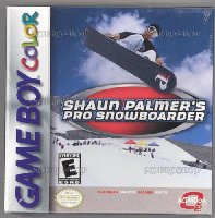 Shaun Palmers Pro Snowboarder