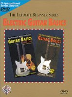 Electric Guitar Basics 1 & 2 [DVD] [Region 1] [NTSC]