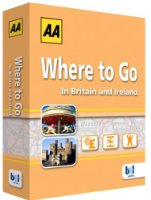AA Where to Go Guide in Britain and Ireland