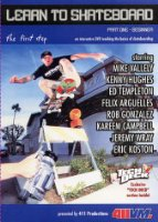 Learn to Skateboard 1: Beginner [DVD] [Region 1] [US Import] [NTSC]