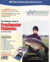 Angling Times Fishooked - Ultimate Guide to Freshwater Fisheries