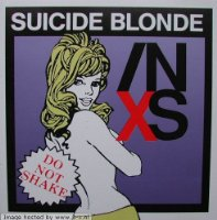 Suicide blonde (incl. 3 versions, 1990)