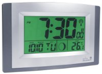 Acctim Stratus Smartlite Wall/Desk Clock