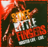 Wasted Life: Live and Studio Recordings (Plus DVD)