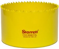Starrett Sh0400 High Speed Steel Bi Metal Holesaw 102mm