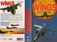 Wings: The Jet Age [VHS]
