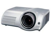 Hitachi PJ-TX100 - LCD projector - 1200 ANSI lumens - 1280 x 720 - widescreen - High Definition 720p