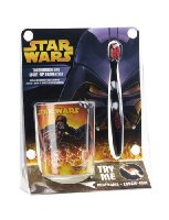 Star Wars Light Up Beaker & Toothbrush Set