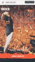 Inxs - Live Baby Live [UMD Mini for PSP]