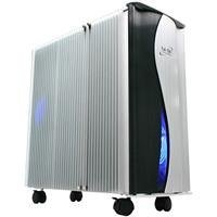 Thermaltake Case Tai-Chi Vb5000Sna Silver & Black